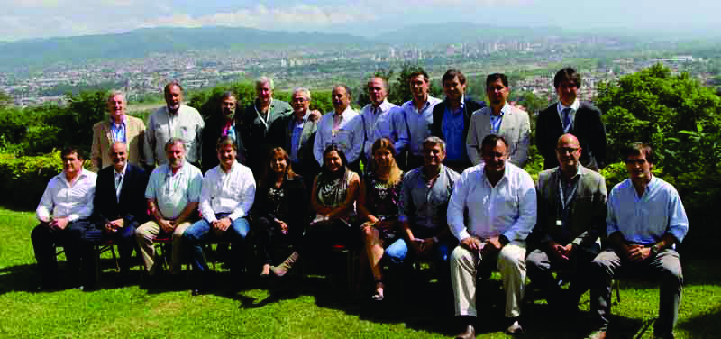 Caem Meeting in Jujuy